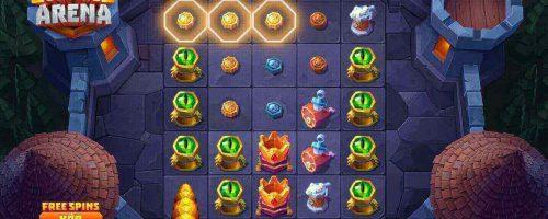 Snake Arena – Voita käärmeet areenalla ja voita isosti!